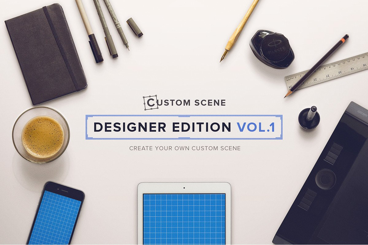 cover custom scene designer ed