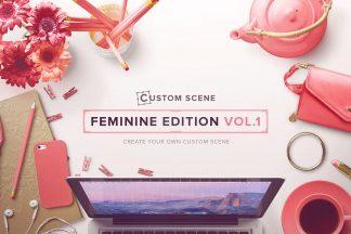 cover custom scene feminine ed