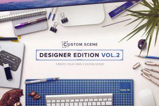 custom scene cover