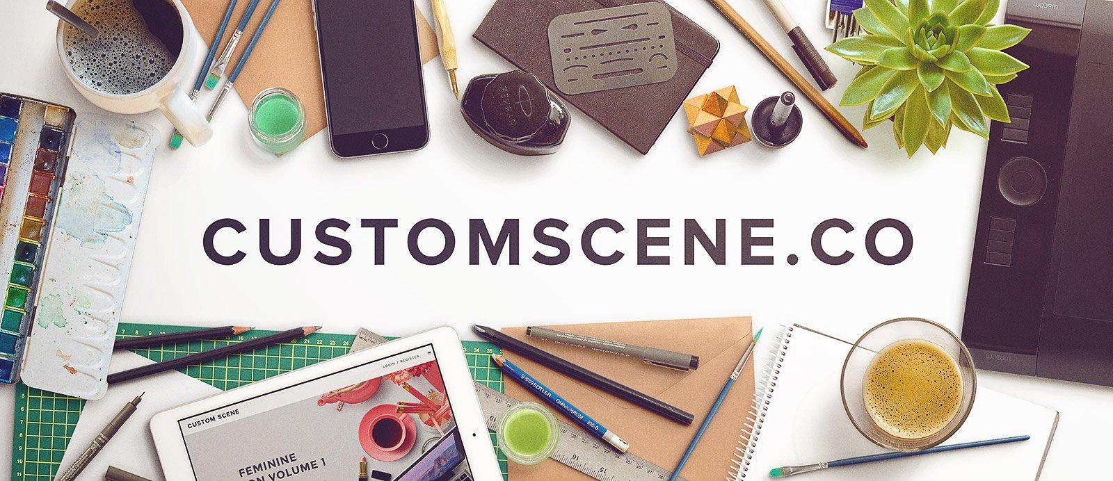 welcome customscene co
