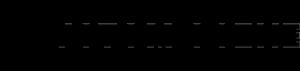 cropped custom scene logo black