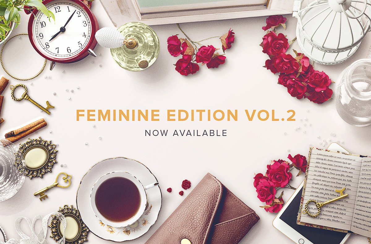 feminine ed vol 2 now available