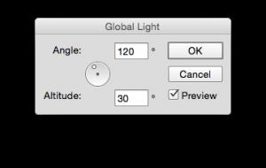 customscene global light