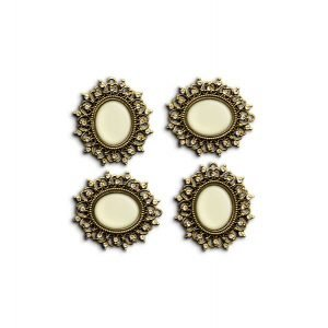 item cover mini metalic frames