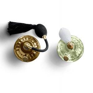 item cover perfume spray