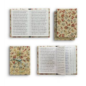 item cover vintage notepad
