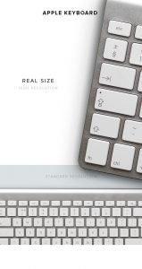 item description apple keyboard