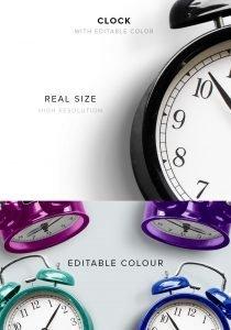 item description clock