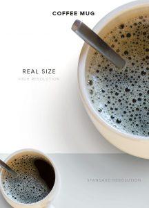 item description coffee