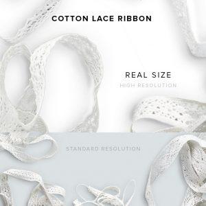 item description cotton lace ribbon