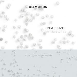 item description diamonds