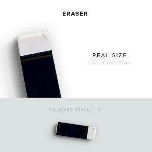 item description eraser