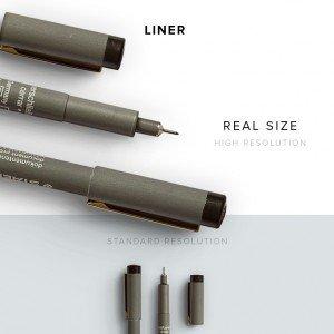 item description liner