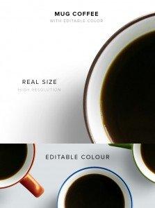 item description mug coffee