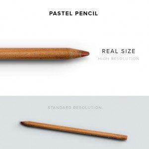 item description pencil pastel