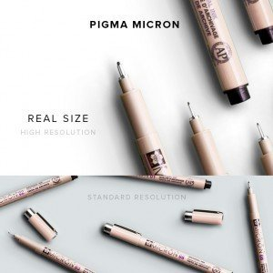 item description pigma micron