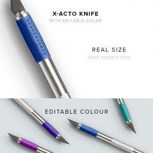 item description x acto knife