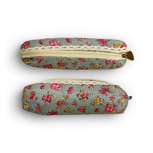 item cover vintage pencil case