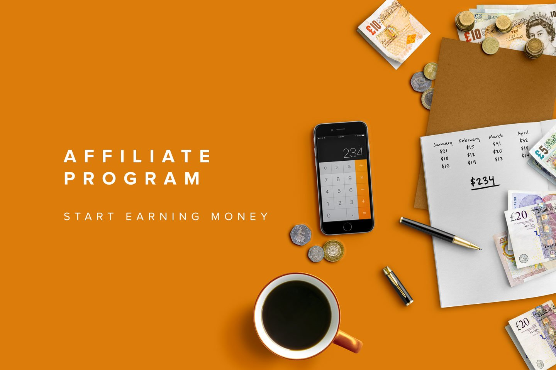 custom scene affiliate program