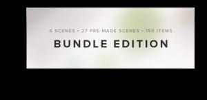bundle edition title box