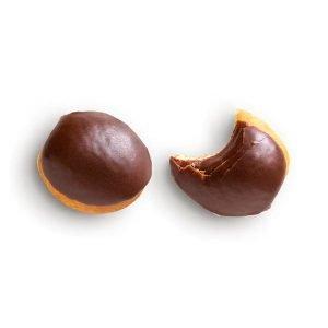 item cover doughnuts chocolate custard