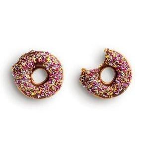 item cover doughnuts chocolate sprinkles