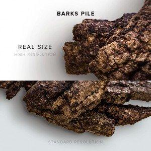 item description barks pile