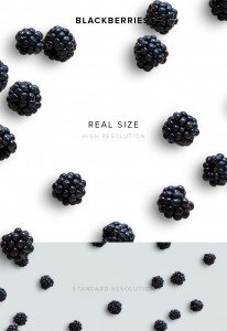 item description blackberries 1