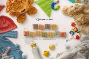 baby edition custom scene cover 1