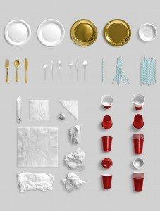 party edition custom scene list item food drink accesories