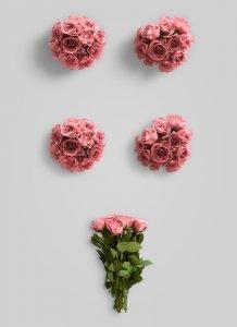 flower edition vol1 custom scene list item roses bouquet