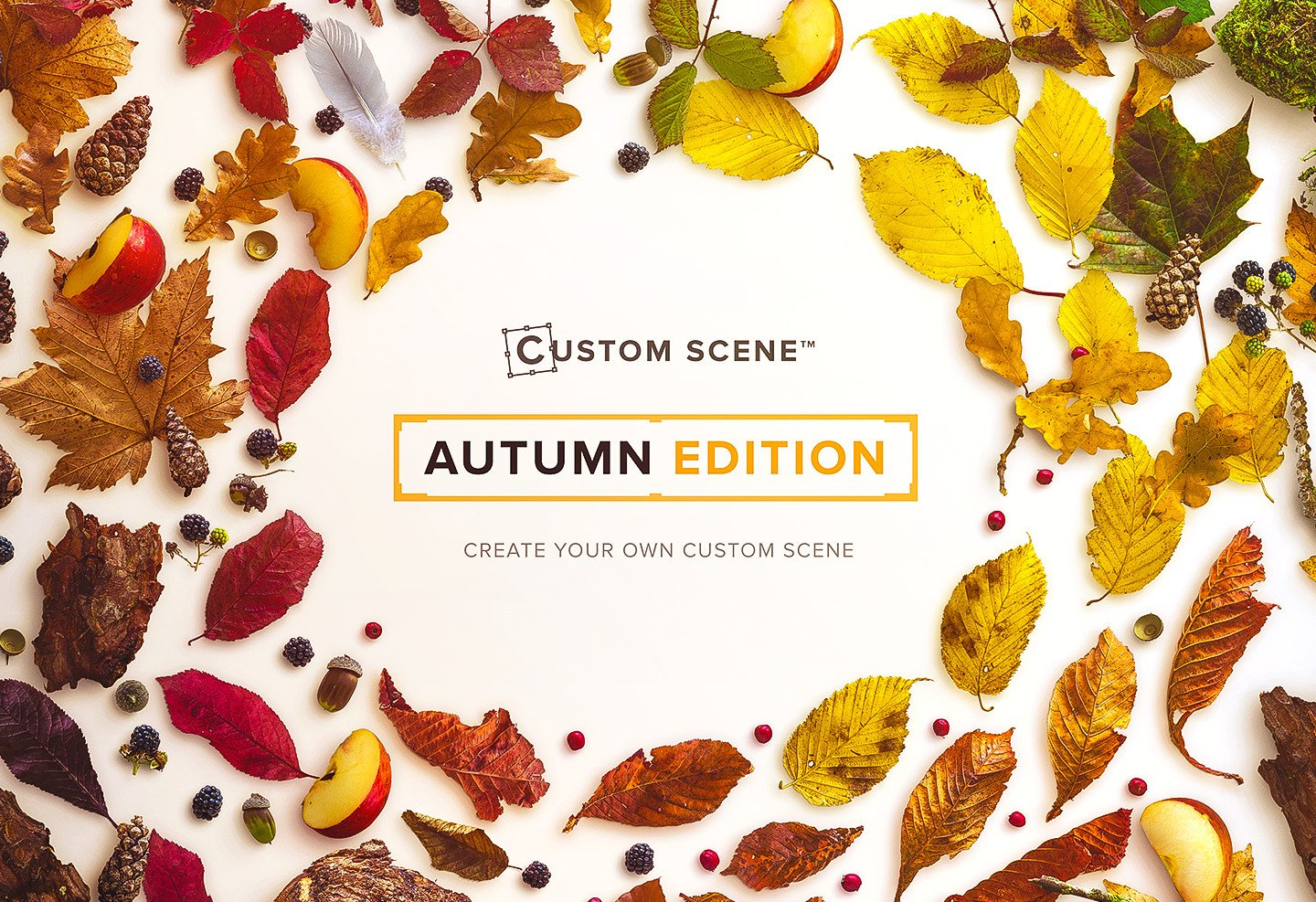 autumn edition custom scene cover