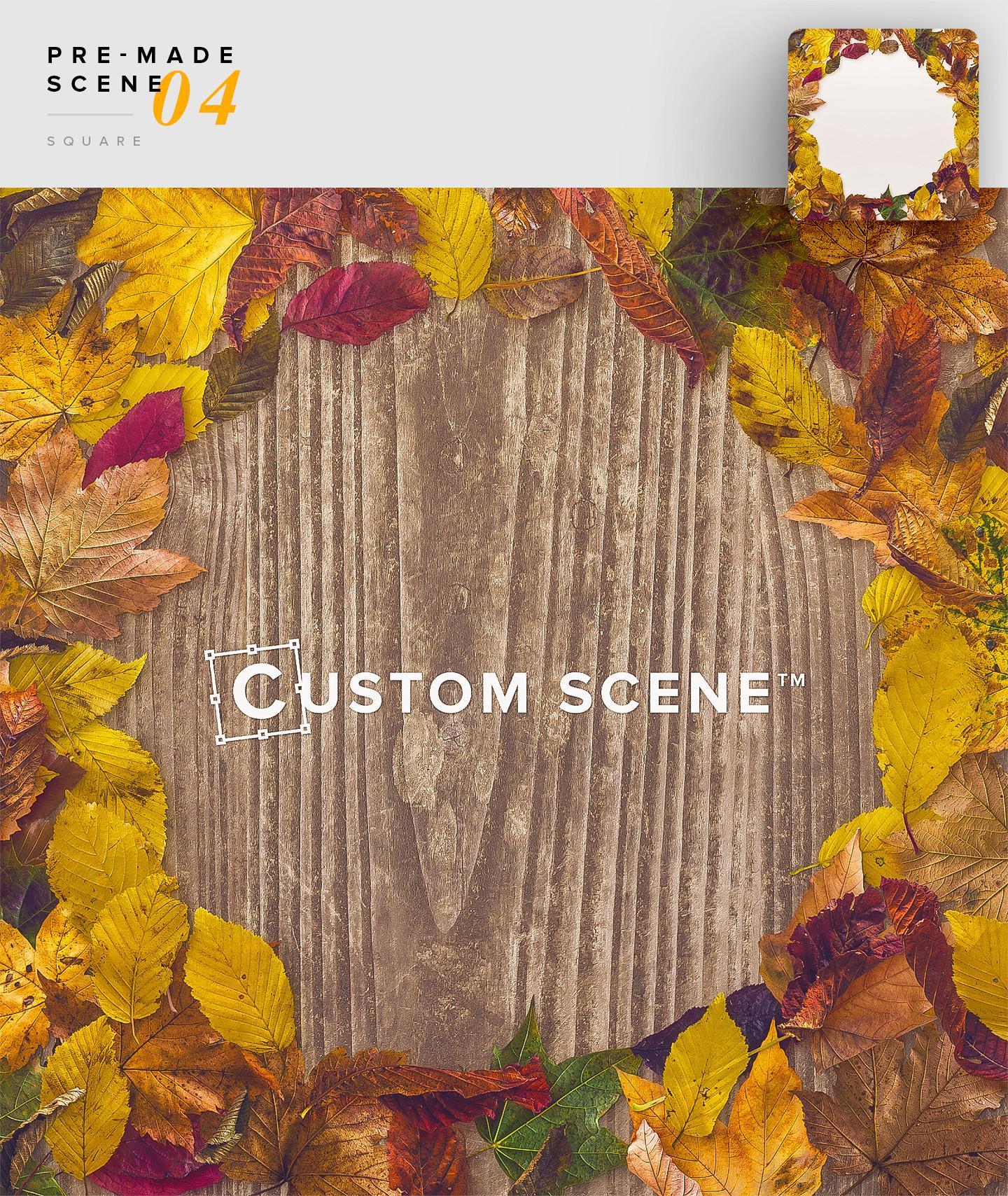 autumn pre made scene 04