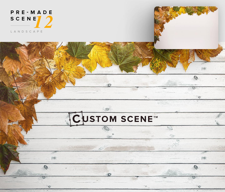 autumn pre made scene 12