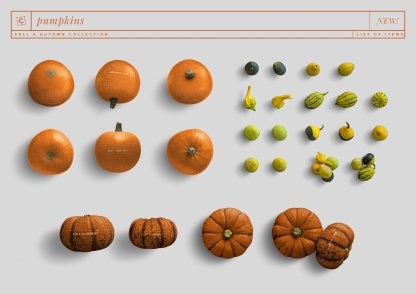 new items pumpkins fall and autumn collection customscene