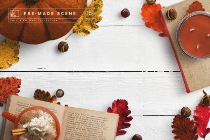 new scene 013 fall and autumn collection customscene