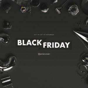 custom scene black friday post