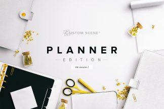 custom scene planner ed lite v 1 cover