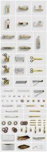 list items stationery 2