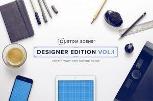 designer ed cover