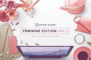 feminine 1 vol 1 cover