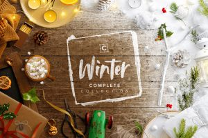 winter complete collection cover