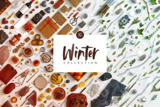 winter collection customscene creator cover 1