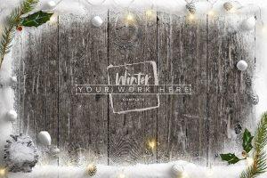 winter scene 006 preview