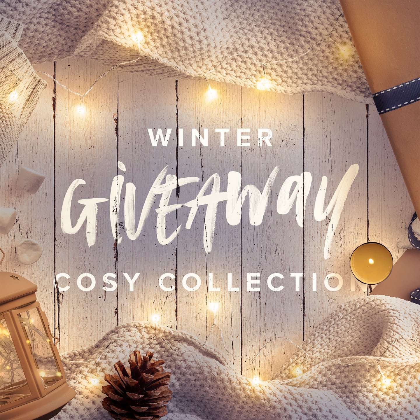 giveaway winter cosy collection