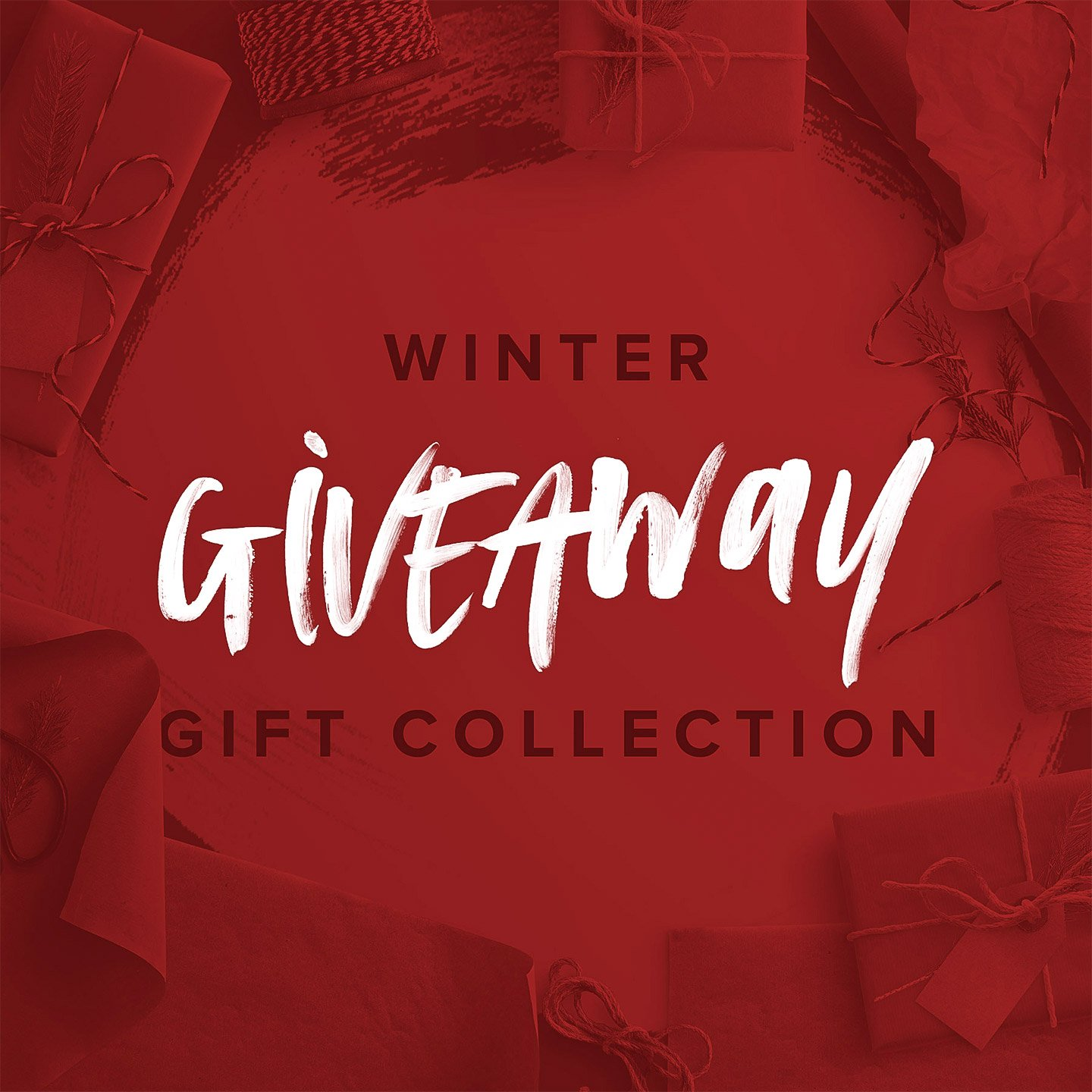 giveaway winter gift collection