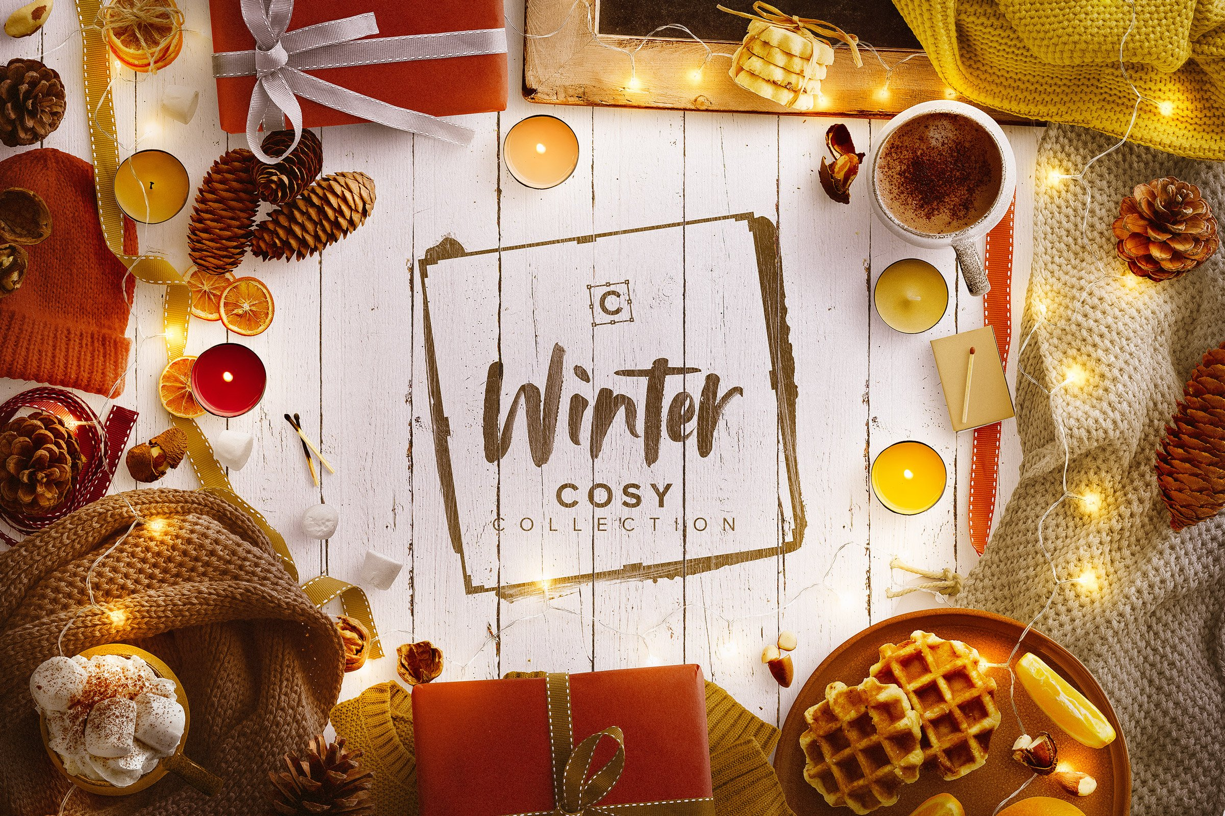 winter cosy collection cover