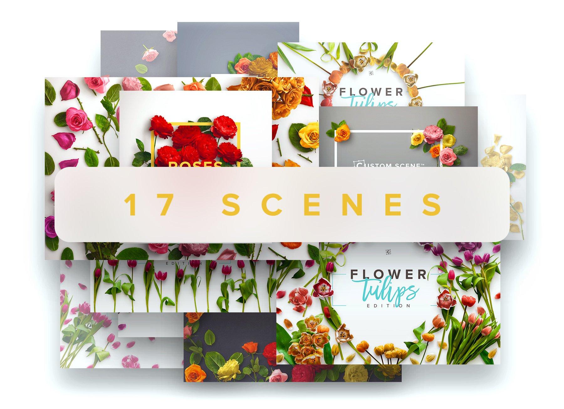spring bundle scenes customscene