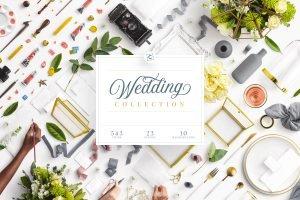 Wedding Collection Cover Custom Scene