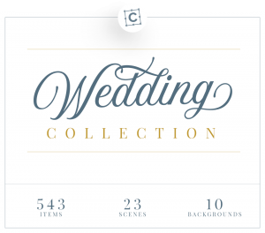 Wedding Collection Title Cover